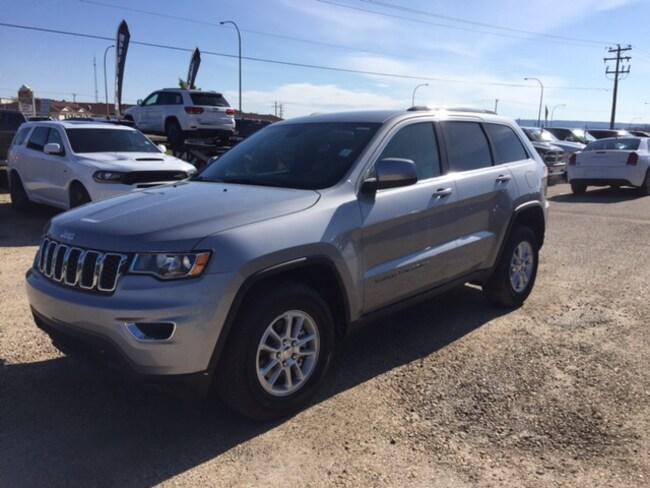 New 2018 Jeep Grand Cherokee Laredo SUV For Sale Whitecort, AB
