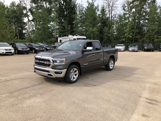 New 2019 Ram All-New 1500 Big Horn Truck Quad Cab 1C6SRFBT3KN551853 in Whitecourt, AB