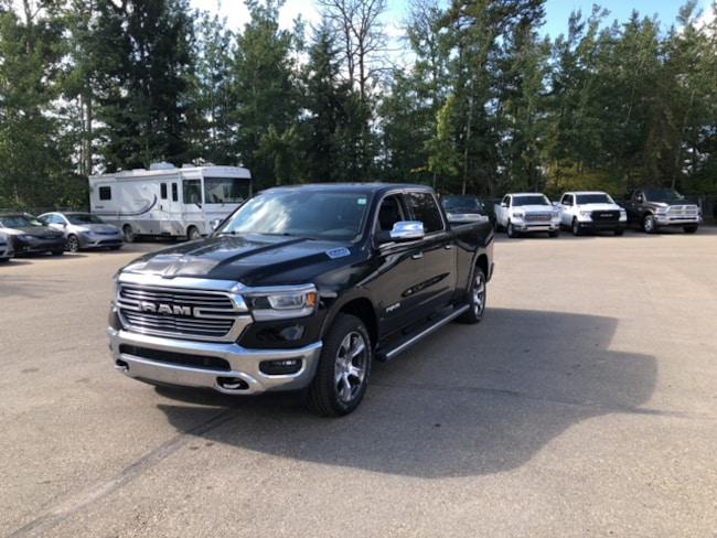 New 2019 Ram 1500 Laramie Truck Crew Cab For Sale Whitecort, AB