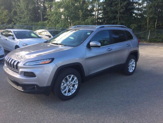 New 2017 Jeep Cherokee North SUV For Sale Whitecourt, AB