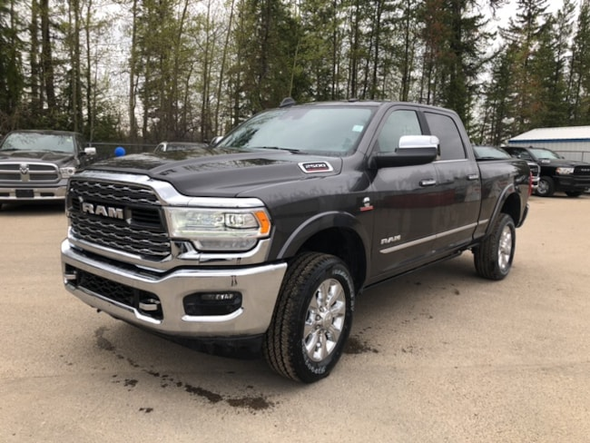 New 2019 Ram 2500 Limited Truck Crew Cab For Sale Whitecort, AB