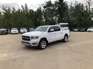 New 2019 Ram All-New 1500 Big Horn Truck Crew Cab 1C6SRFFT2KN551854 in Whitecourt, AB