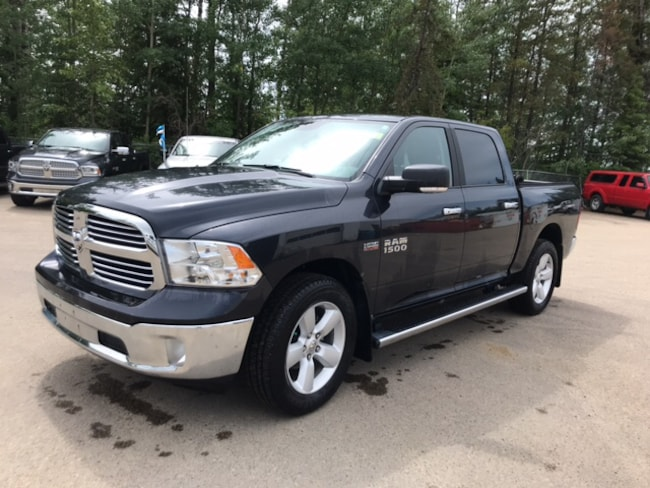 New 2017 Ram 1500 SLT Truck Crew Cab For Sale Whitecourt, AB
