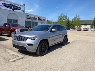 New 2020 Jeep Grand Cherokee Altitude SUV 1C4RJFAG0LC284039 in Whitecourt, AB