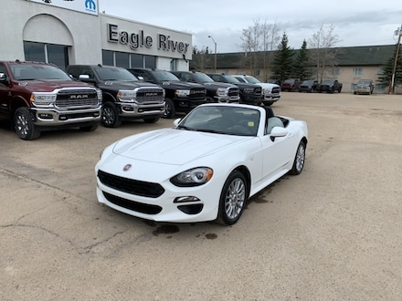 Featured Used  2018 FIAT 124 Spider Classica Convertible for sale in Whitecourt, AB.