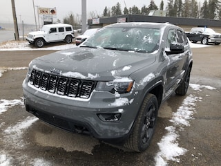 New 2019 Jeep Grand Cherokee Upland Edition SUV 1C4RJFAG5KC719183 in Whitecourt, AB