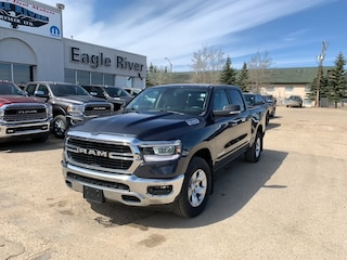 New 2019 Ram All-New 1500 Big Horn Truck Crew Cab 1C6SRFFT3KN537686 in Whitecourt, AB