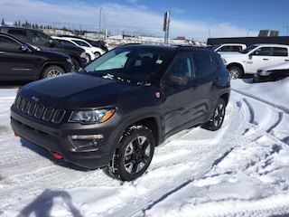 New 2018 Jeep Compass Trailhawk SUV in Whitecourt, AB