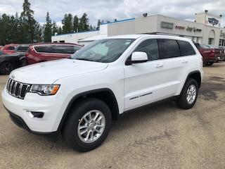 New 2019 Jeep Grand Cherokee Laredo SUV 1C4RJFAG6KC833905 in Whitecourt, AB