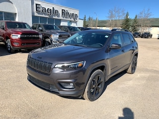 New 2020 Jeep Cherokee Altitude SUV 1C4PJMCX5LD620903 in Whitecourt, AB