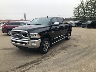 New 2018 Ram 2500 Laramie Limited Truck Crew Cab 3C6UR5GL4JG387936 in Whitecourt, AB