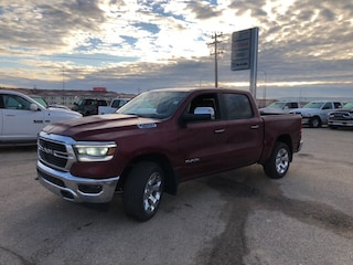 New 2019 Ram All-New 1500 Big Horn Truck Crew Cab in Whitecourt, AB