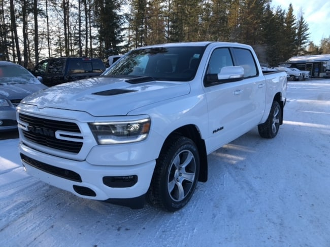 New 2020 Ram 1500 Sport Truck Crew Cab For Sale Whitecort, AB