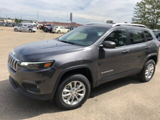 New 2019 Jeep New Cherokee North SUV 1C4PJMCX1KD223817 in Whitecourt, AB