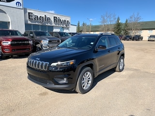 New 2020 Jeep Cherokee North SUV 1C4PJMCX7LD601124 in Whitecourt, AB