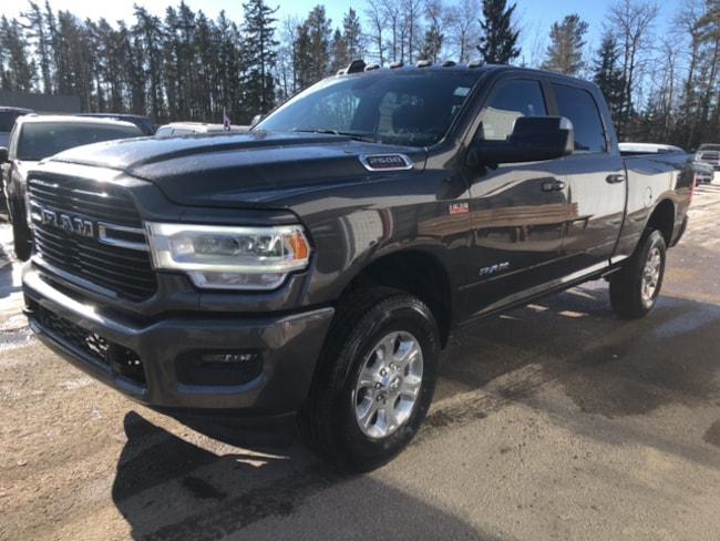 New 2019 Ram 2500 Big Horn Truck Crew Cab For Sale Whitecort, AB