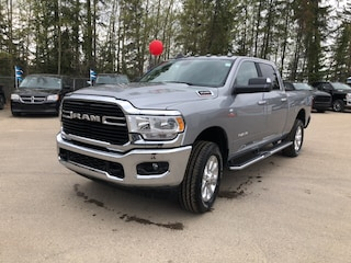 New 2019 Ram 3500 Big Horn Truck Crew Cab 3C63R3DL2KG532851 in Whitecourt, AB