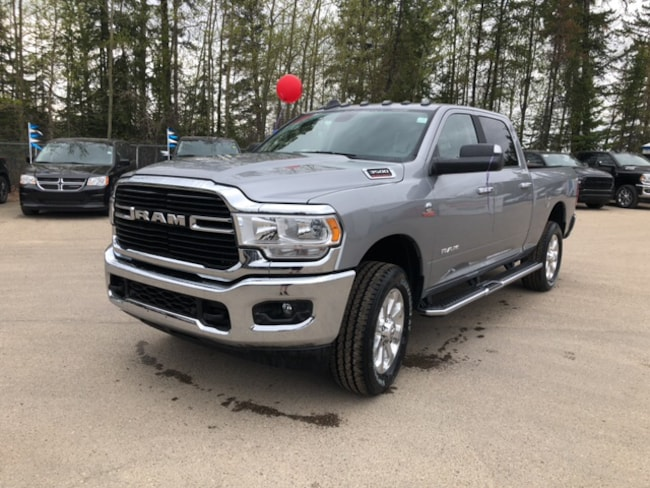 New 2019 Ram 3500 Big Horn Truck Crew Cab For Sale Whitecort, AB