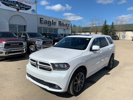 Featured Used  2018 Dodge Durango GT SUV for sale in Whitecourt, AB.