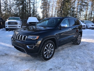 Used 2018 Jeep Grand Cherokee Limited SUV 1C4RJFBT8JC488810 in Whitecourt, AB
