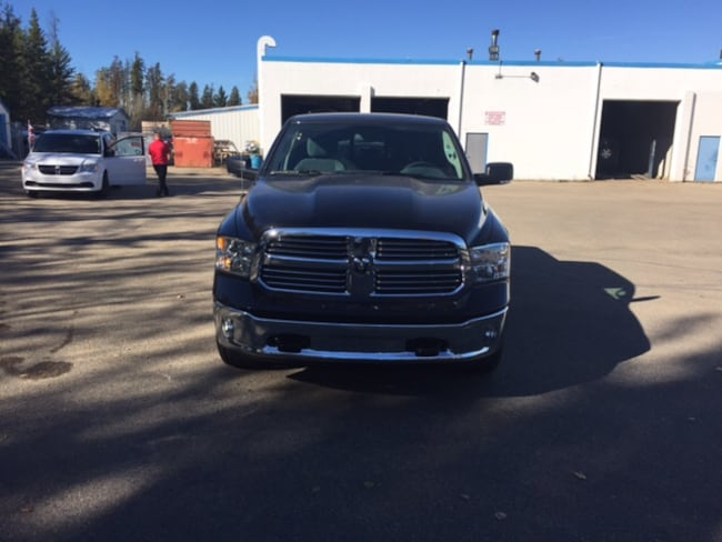 New 2018 Ram 1500 SLT Truck Crew Cab For Sale Whitecort, AB