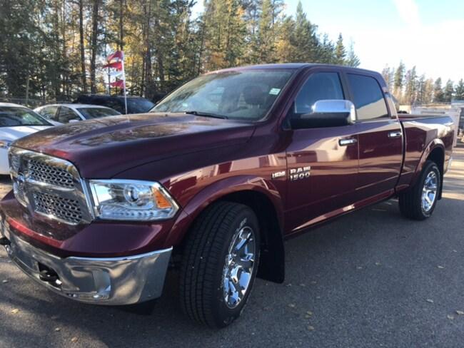 New 2017 Ram 1500 Laramie Truck Crew Cab For Sale Whitecourt, AB