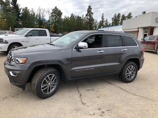 New 2018 Jeep Grand Cherokee Limited SUV in Whitecourt, AB