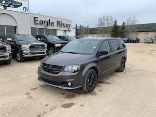 New 2019 Dodge Grand Caravan SXT Plus Van 2C4RDGBG1KR786415 in Whitecourt, AB