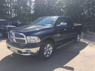 2017 Ram 1500 Big Horn Truck Crew Cab in Whitecourt, AB