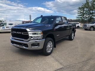 New 2019 Ram 3500 Big Horn Truck Crew Cab 3C63R3DJ6KG578309 in Whitecourt, AB