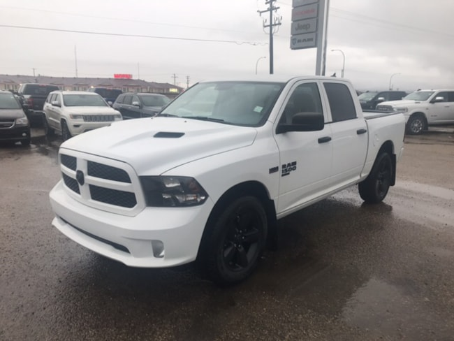 New 2019 Ram 1500 Classic Express Truck Crew Cab For Sale Whitecort, AB