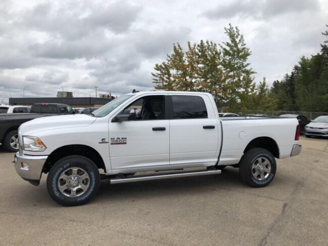 New 2018 Ram 3500 SLT Truck Crew Cab For Sale Whitecort, AB