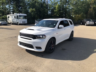 New 2018 Dodge Durango SRT SUV 1C4SDJGJ8JC398074 in Whitecourt, AB