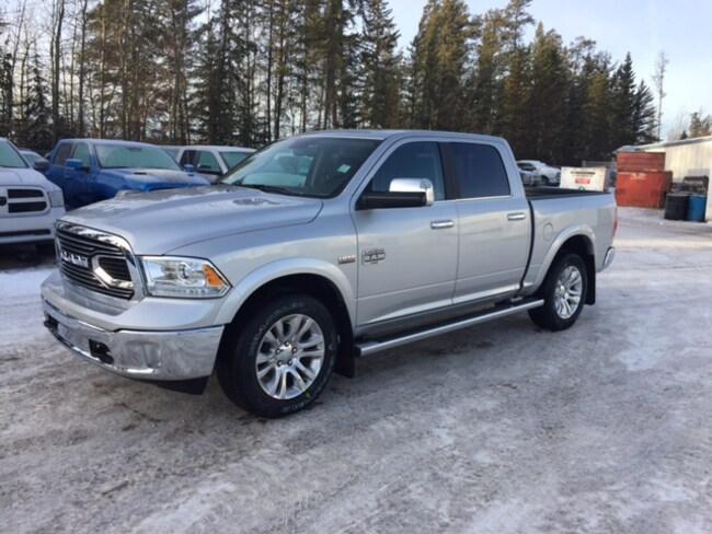 New 2018 Ram 1500 Laramie Longhorn Truck Crew Cab For Sale Whitecort, AB