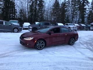 Used 2015 Chrysler 200 S Sedan 1C3CCCBG4FN549264 in Whitecourt, AB