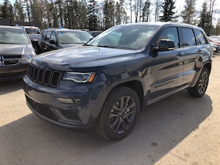 New 2019 Jeep Grand Cherokee High Altitude SUV 1C4RJFCT6KC714889 in Whitecourt, AB