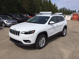 Used 2019 Jeep New Cherokee North SUV in Whitecourt, AB