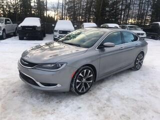 Used 2016 Chrysler 200 C Sedan 1C3CCCCG8GN193708 in Whitecourt, AB
