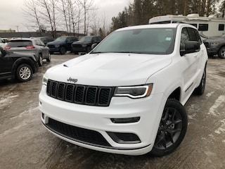 New 2020 Jeep Grand Cherokee Limited X SUV 1C4RJFBT0LC103534 in Whitecourt, AB