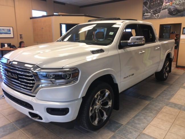New 2020 Ram 1500 Longhorn Truck Crew Cab For Sale Whitecort, AB