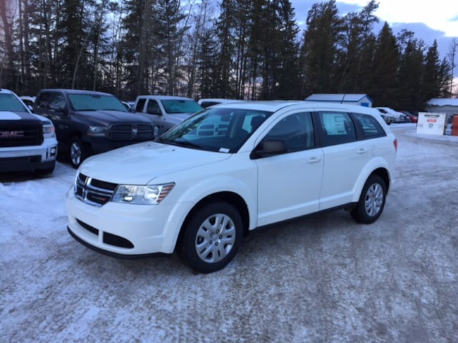 New 2018 Dodge Journey Canada Value Package SUV For Sale Whitecort, AB