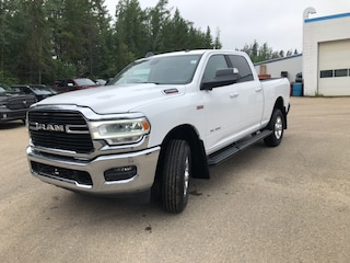 New 2019 Ram 2500 Big Horn Truck Crew Cab 3C6UR5DJ7KG527451 in Whitecourt, AB