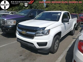 2015 Chevrolet Colorado Truck Extended Cab