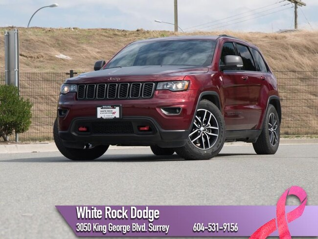 2018 Jeep Grand Cherokee Trailhawk - Leather Seats SUV