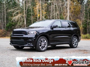 2019 Dodge Durango GT - Leather Seats -  Heated Seats SUV