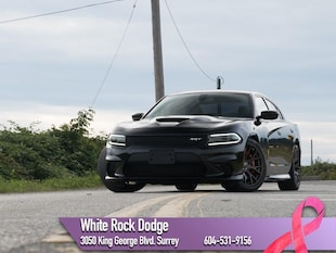 2015 Dodge Charger SRT Hellcat - Siriusxm -  Bluetooth Sedan