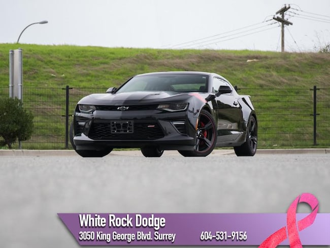 2017 Chevrolet Camaro SS - Leather Seats -  Bluetooth Coupe