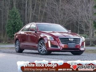 2016 Cadillac CTS Luxury - Low Mileage Sedan
