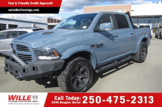 Used 2015 Ram 1500 Sport Dealer in Victoria BC - inventory