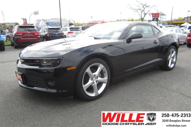 For Sale in Victoria: Pre-Owned 2015 Chevrolet Camaro LT 1LT Used